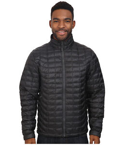 ae10dd6fb Details about The North Face Mens Thermoball Jacket NEW NWT S L 2XL Asphalt  Grey Black