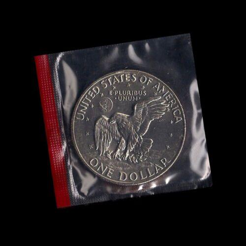 "1973 P+D Eisenhower /""Ike/"" Dollar Set Uncirculated in Original Mint Cello"