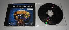 Single CD Music Instructor & Flying Steps - Get Freaky  1998  4.Tracks MCD M 15