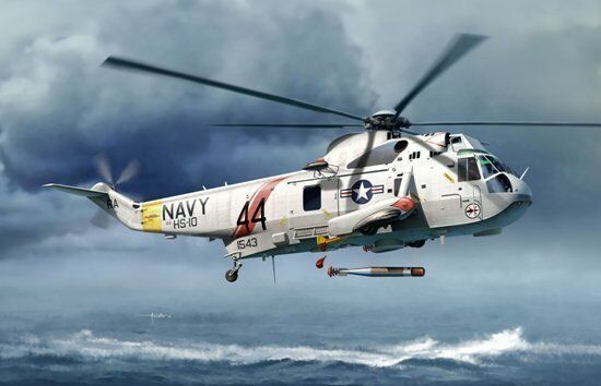 Dragon 1 72 SH-3G Sea King  Sub-Hunter