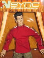 Nsync Collectible Marionette Jc Chasez Fully Articulated Figure