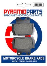 Yamaha SDR 200 88-89 Rear Brake Pads