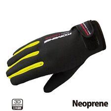 KOMINE for bike waterproof glove neoprene GK-753 red L 06-753 japan