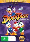 Ducktales Volumes 1-3 20 Episodes DVD PAL Region 4