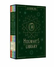 HOGWARTS LIBRARY - ROWLING, J. K./ GRANGER, HERMIONE (TRN)/ DUMBLEDORE, ALBUS (C
