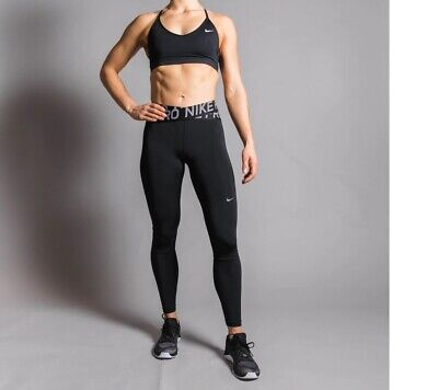New Nike AIR Women's Atheltic Yoga Running sport Leggings pants Black BV4773 L | eBay