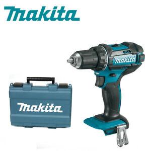 Makita-XFD10Z-TOC-18V-LXT-Li-Ion-1-2-034-Driver-Drill-Tool-Only-amp-Case-w-Warranty