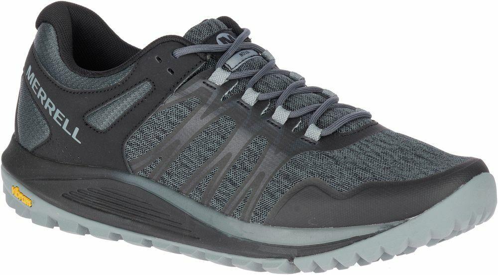 MERRELL Nova J48831 Trail Running Zapatillas Zapatos Atléticos al aire libre para Hombre Todas Las Tallas