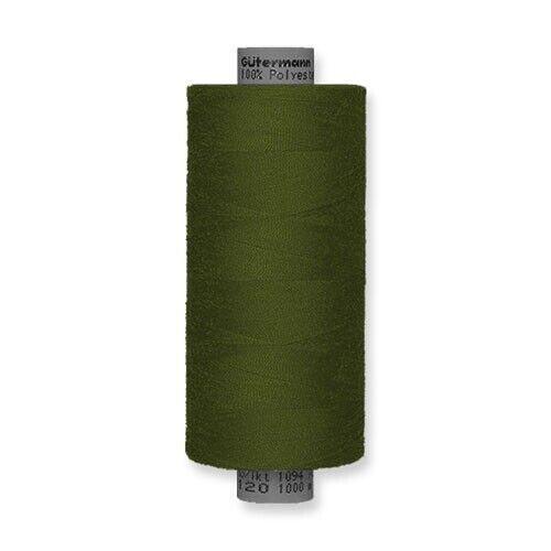 Gütermann Nähgarn Perma Core® 120er 1000m 32066 olivegrün