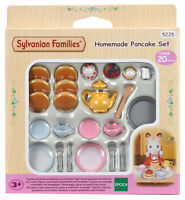 5225 Sylvanian Families Homemade Pancake Set Over 25 Pcs Children Girls 3+