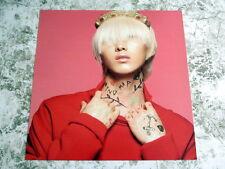Super Junior Mr.Simple LP Size Limited Japan CD+DVD+Jacket Eunhyuk AVCK-79041