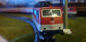 Top-Marklin-coleccion-h0-DB-tren-bala-Lok-br-111-069-1-y-3-carro-CJB
