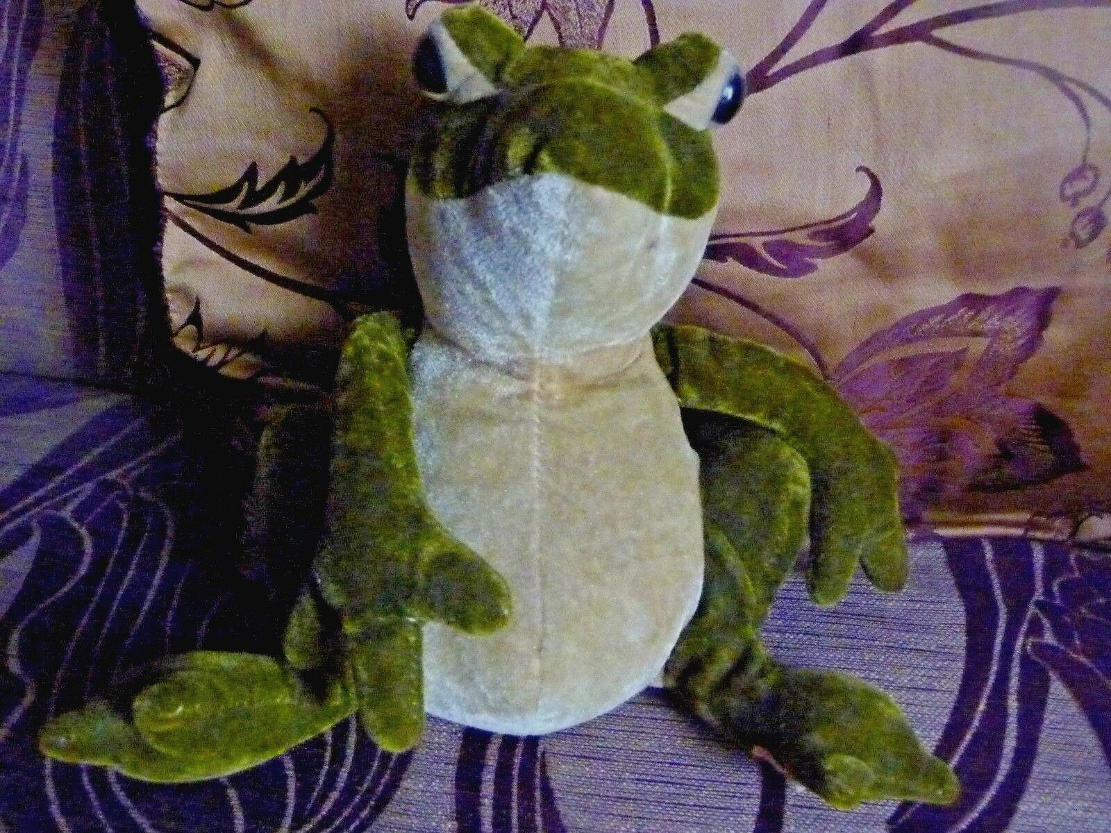 Merrythought of Shropshire Frog Vintage Collectable