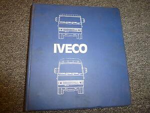 Car manuals & literature for iveco | ebay.