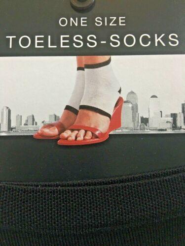 3 Paar HUDSON Socken Zehenfrei Toeless 74 /% Baumwolle Yoga  Socks schwarz NEU