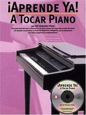 Aprende Ya: A Tocar Piano
