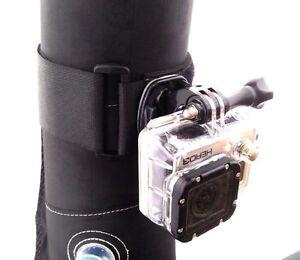 Strut Mount for GoPro Camera Camera Mount great for Kitesurfing and Kiteboarding