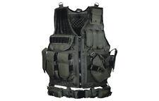 UTG 547 Law Enforcement Tactical Vest - Black  PVC-V547BT