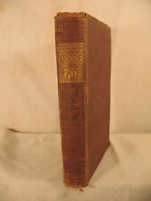 MARJORIE'S FATE by BERTHA M CLAY antique old book rare edition  Hovendon company