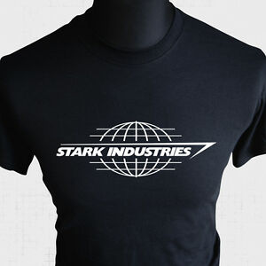 Iron Man Stark Industries T-Shirt
