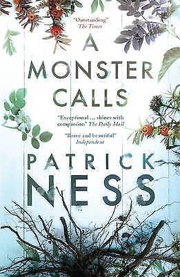 Patrick Ness A MONSTER CALLS