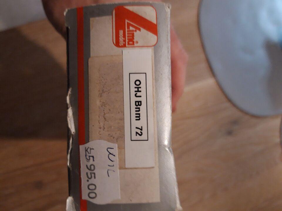 Modelbane, LIMA OHJ BNM72 LIMA, skala H0 1/87
