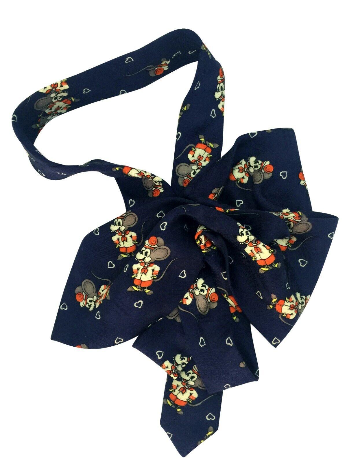 Tie women's Silk 100% Italy. Collar necklace necktie cravat Hand-made
