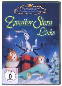 DVD-Zweiter-Stern-links-wunderschoene-Weihnachtgeschichte-Film-von-Graham-Ralph