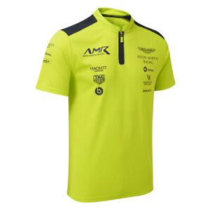 Polo Aston Martin Racing Team Vert citron
