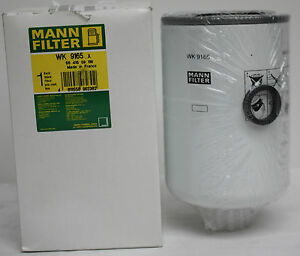 Mann Filter WK 9165 x Filtro combustible