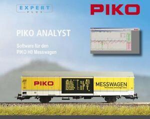 Piko-55051-Software-fuer-PIKO-H0-Messwagen-55050-CD-ROM-034-PIKO-Analyst-034