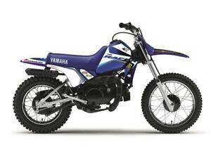 Kit-deco-KUTVEK-Racer-bleu-Yamaha-PW80-1983-a-2014