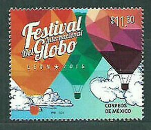 Mexico - Mail 2015 Yvert 2922 MNH