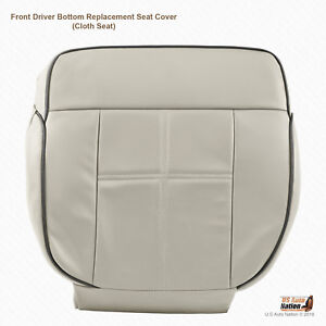 2008 Lincoln Mark Lt Driver Bottom Leather Seat Replacement Cover