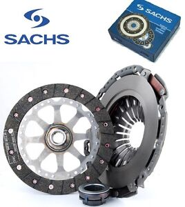 PORSCHE-BOXSTER-S-3-2-Sachs-Germany-3-Piece-Clutch-Kit-Inc-Bearing-240mm