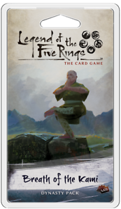 Breath of the Kami Dynasty Pack Legend of the Five Rings LCG