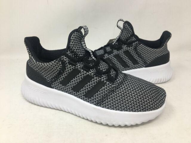 Adidas Boys Cloudfoam Ultimate Shoes (Sizes 3 5.5)