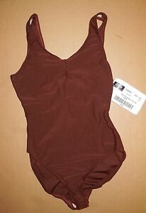 NWT-PINCHFRONT-PINCHBACK-LEOTARD-MANY-COLORS-Ch-amp-Adlt-Matte-Spandex-Main-street