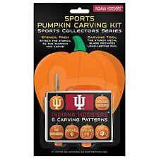 IU Indiana Hoosiers Pumpkin Carving Kit