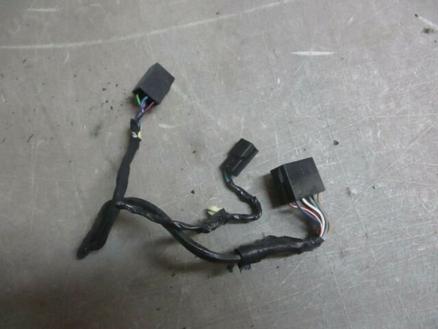 1993 Jeep Grand Cherokee Limited Air Bag Module ECU P56007108 Jeep Cherokee Airbag Wiring Harness on