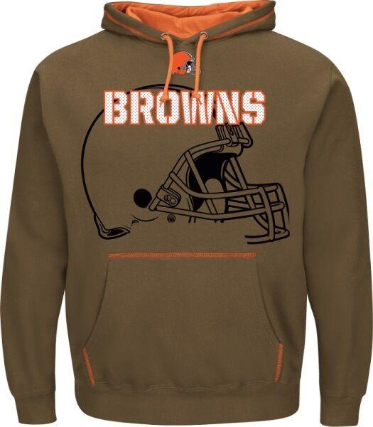 NFL Hoody Hoodie kaputzenpullover Cleveland marrones seampass Hooded Sweater