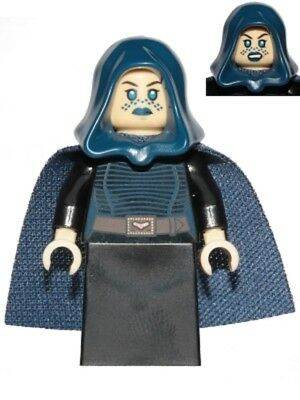 minifig personnage figurine LEGO Star Wars SW909 BARRISS OFFEE