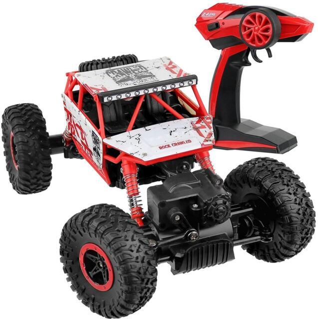 quiero Radar Grillo  Juguetes Carros Control Remoto 4x4 Para Ninos Ninas RC Electricos Toy Coche  for sale online | eBay