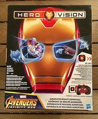 Marvel Avengers Infinity war Hulk Hasbro 2017 Infinity Stone héros vision NEUF dans emballage