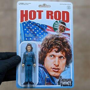 Hot Rod - Rod Kimble - Andy Samberg - Readful Things - Action Figure
