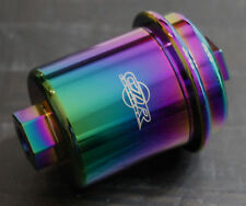 CZRRACING HIGH FLOW WASHABLE FUEL FILTER HONDA 1995 CIVIC NEO CHROME