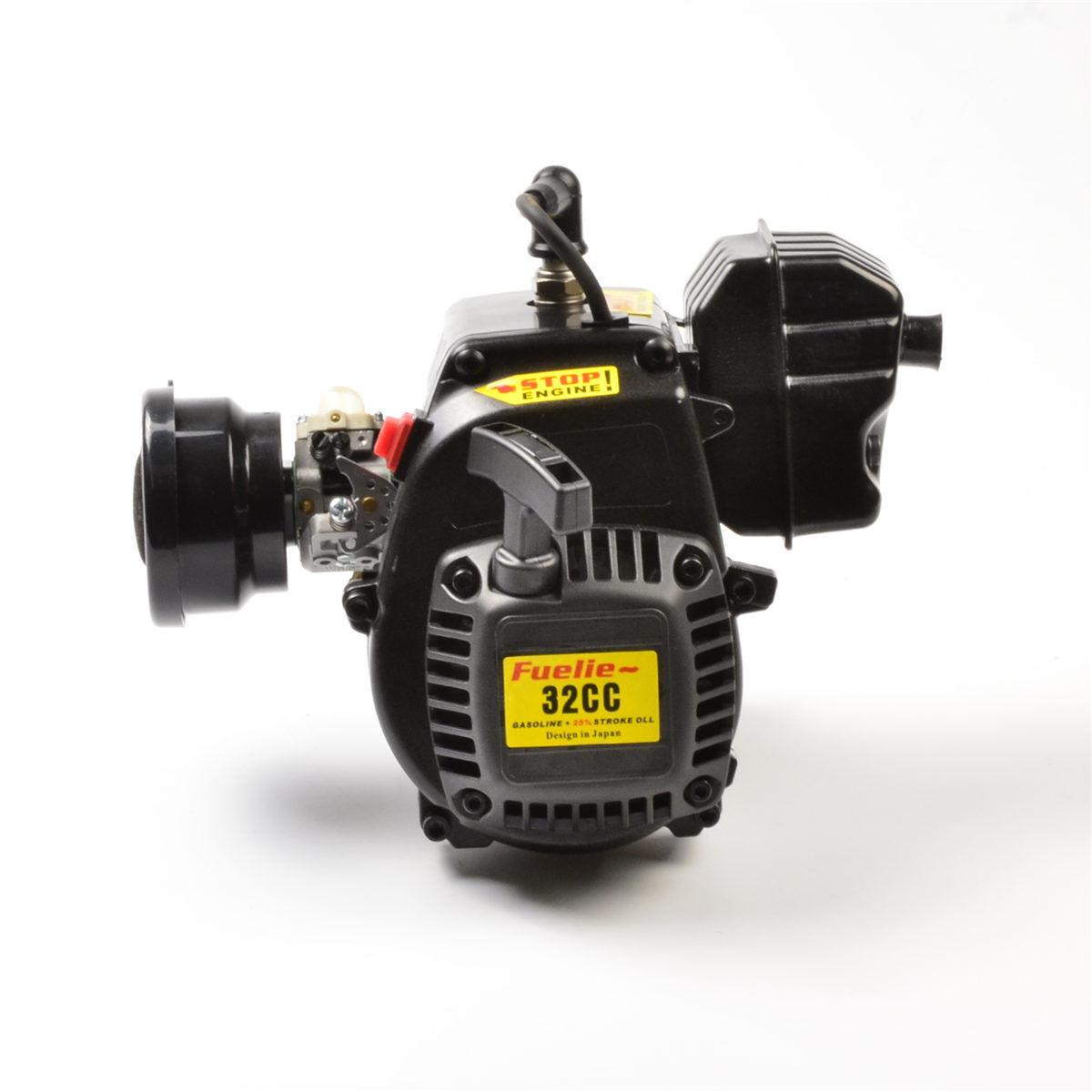 HSP RC  auto 32cc Engine For Nitro Gas Racing auto NO.1E37F32CC  grande vendita