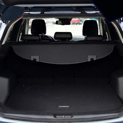 For Mazda CX-5 CX5 2017 2018 Black Rear Trunk Security Shield Cargo Cover 1set