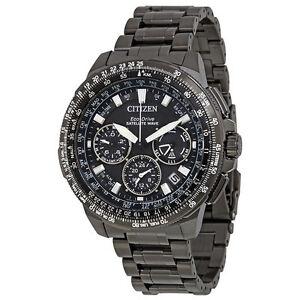 73949cf9307 Citizen Titanium Promaster Navihawk GPS Mens Watch - Cc9025-85e for ...