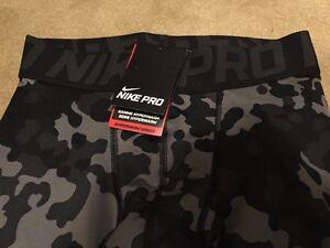 Nike Ambush Running Camo Hyperwarm Leggings pour Pro Nouveau hommes moulants nPw0Ok